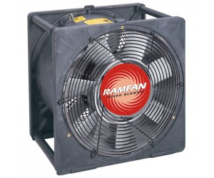 Ventilateur extracteur portable ATEX, Ø 40 cm
