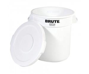 Couvercle plat pour poubelle BRUTE 38 L