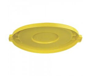 Couvercle plat pour poubelle BRUTE 76 L