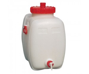 Jerrican PE pour produits chimiques ou alimentaires, 100L