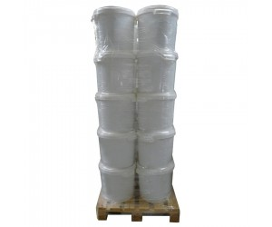 Déverglaçant et déneigeant à base de chlorure de calcium en palette de 25 seaux