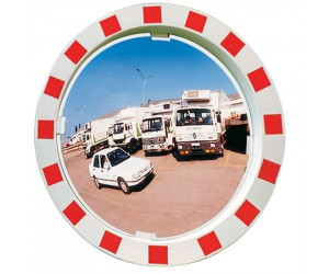 Miroir industrie intérieur/extérieur Ø 960 mm