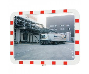 Miroir industrie intérieur/extérieur 950 x 750 mm
