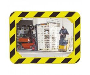 Miroir logistique intérieur/extérieur 680 x 500 mm