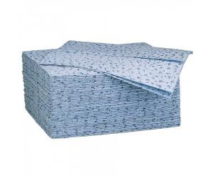 Chiffons bleus Sorbnet en boîte, essuyage courant
