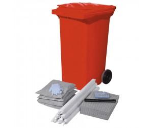 Kit antipollution tous produits en conteneur, 100 L