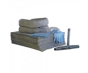 Recharge pour kit absorbant tous produits, 75 L
