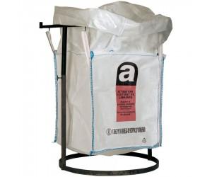 Big bag pour amiante avec jupe de fermeture