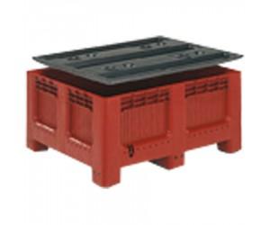 Couvercle pour caisses-palettes GEOBOX  373 et 543 L