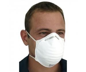 Masque respiratoire moulé FFP2 jetable