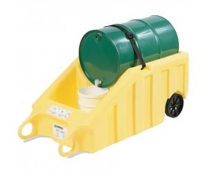 Chariot polyéthylène Poly-Dolly® 1 fût, 300 L