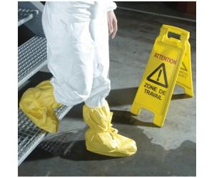 Couvre-bottes de protection Tychem® C