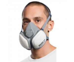 Demi-masque respiratoire FFABEK1P3 jetable Moldex